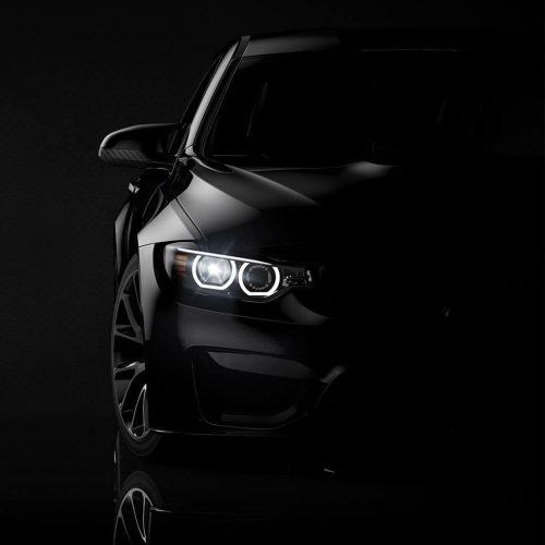 Black-Car-Background